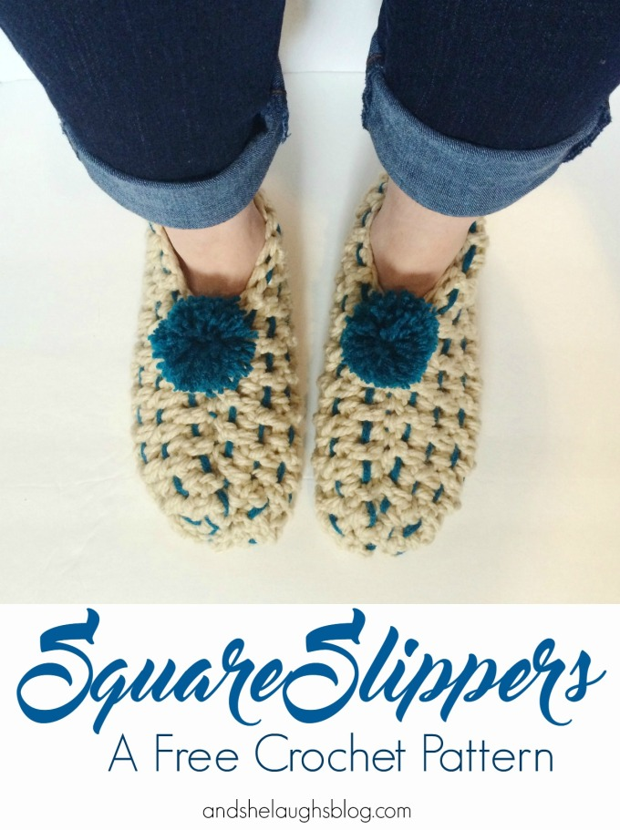 square slippers 1